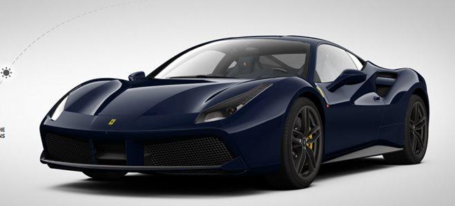 Build your own Ferrari 488