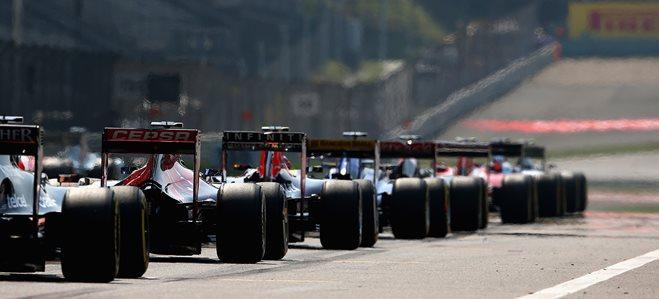 Formula One teams in financial crisis