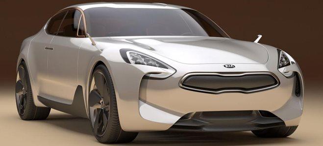 Kia confirms twin-turbo V6 sports sedan