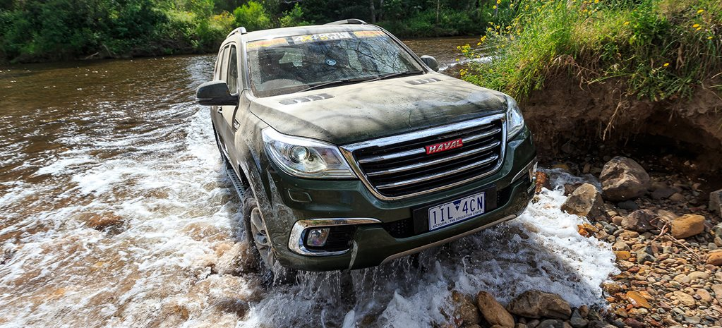 2017 4X4 Of The Year finalist: Haval H9