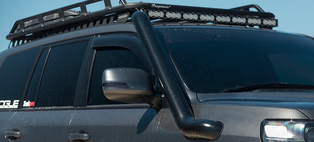 4x4 snorkel buyers guard
