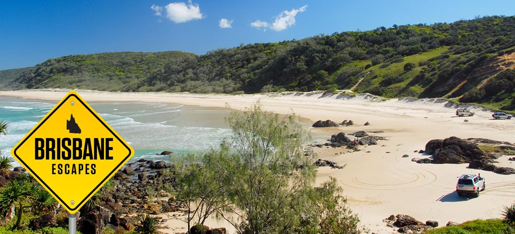 Brisbane Escapes Cooloola recreation area feature