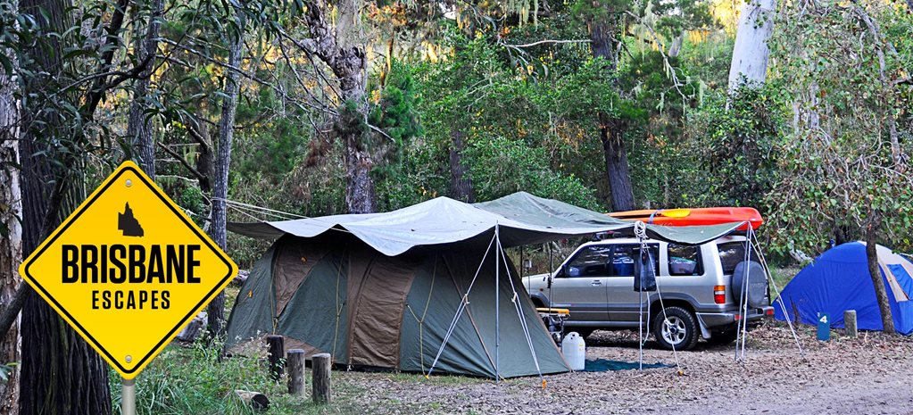 Brisbane Escapes Burrum Coast National Park beach travel feature