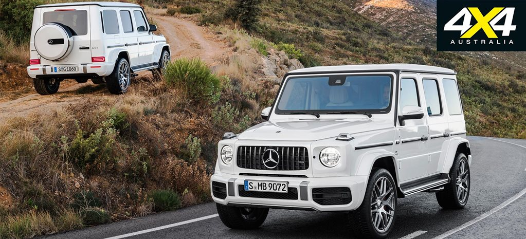 2018 Mercedes AMG G63 local pricing released news
