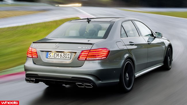 Review: Mercedes-Benz E63 AMG, Limited Edition, Markeaton magazine, new, interior, price, pictures, video