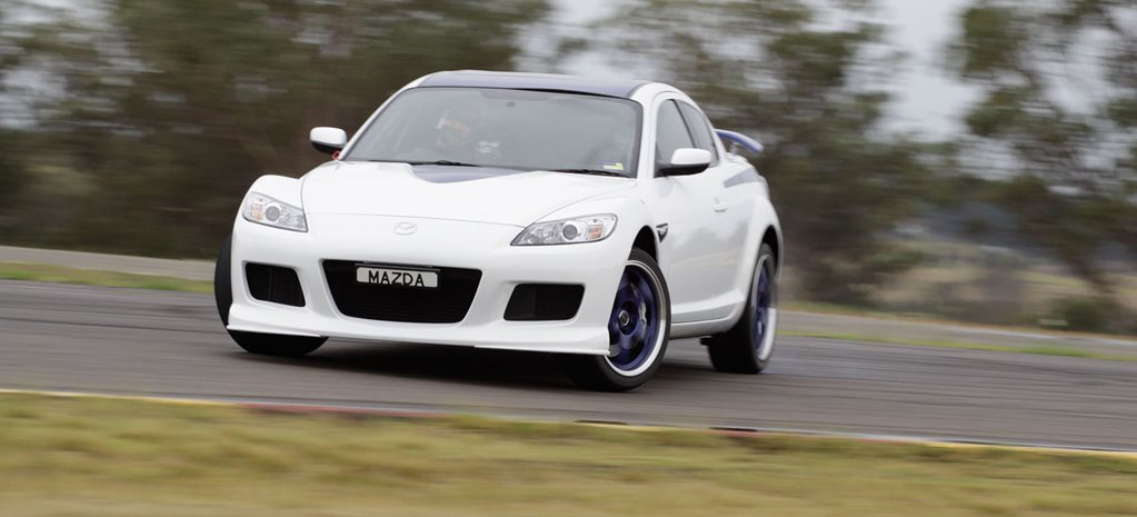 2009 Mazda RX 8 SP review
