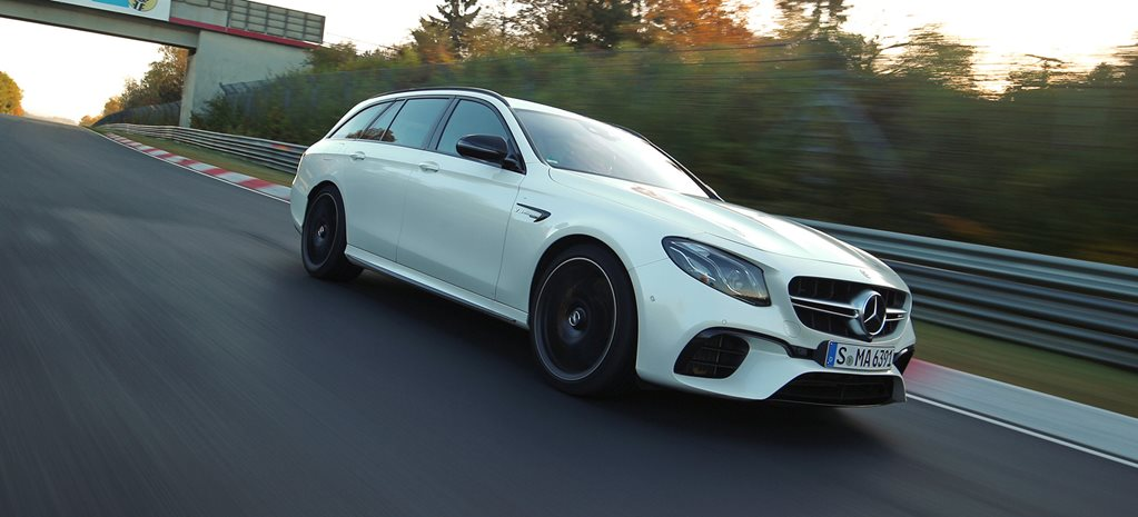 2018 Mercedes AMG E 63 S 4MATIC+ Estate main