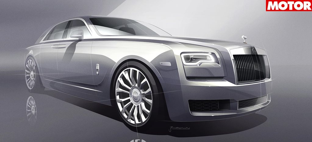 Rolls Royce Silver Ghost Collection revealed news