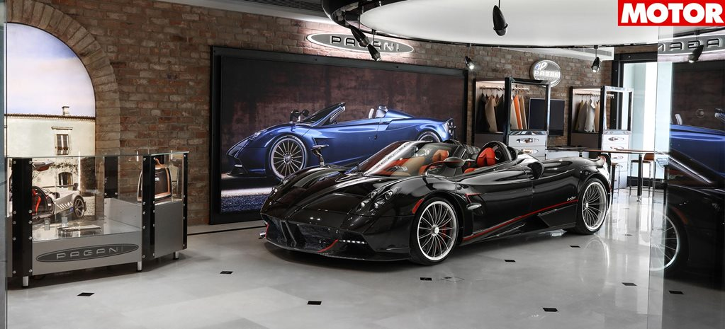 Pagani Huayra Roadster arrives in Australia news