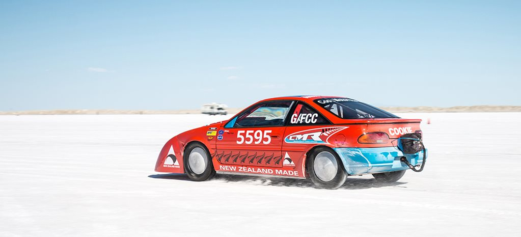 KIWI NISSAN BECOMES WORLD'S FASTEST TWO-LITRE N/A CAR