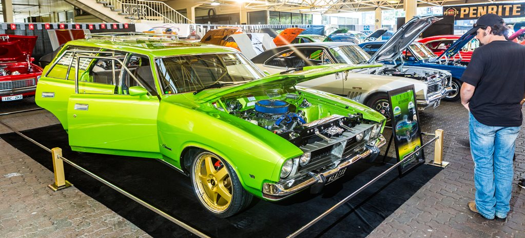 SHOWCARS MELBOURNE 2017