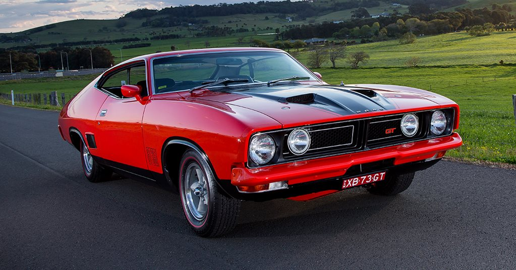 ford falcon xb gt hardtop 1896