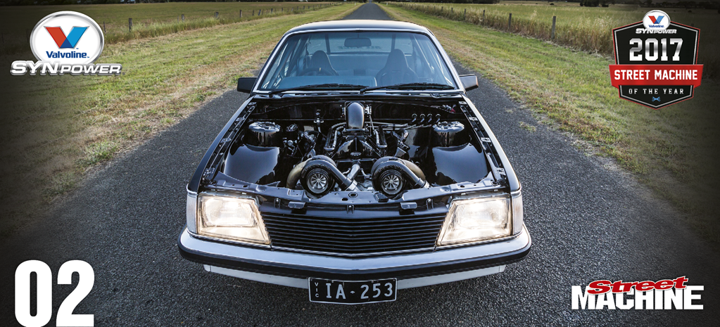 smoty VH COMMODORE nw