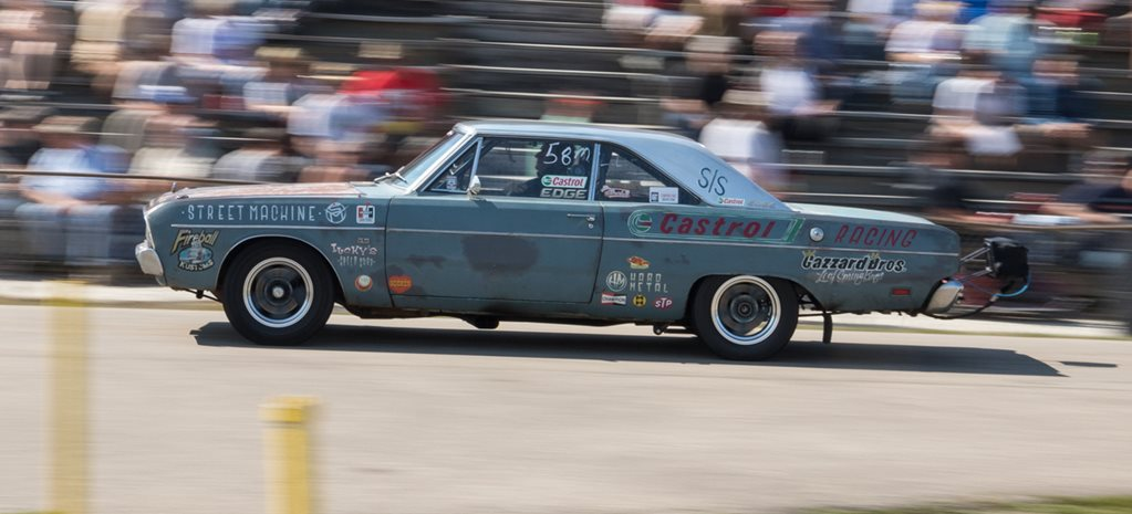 Valiant POR440 Drag Week wide