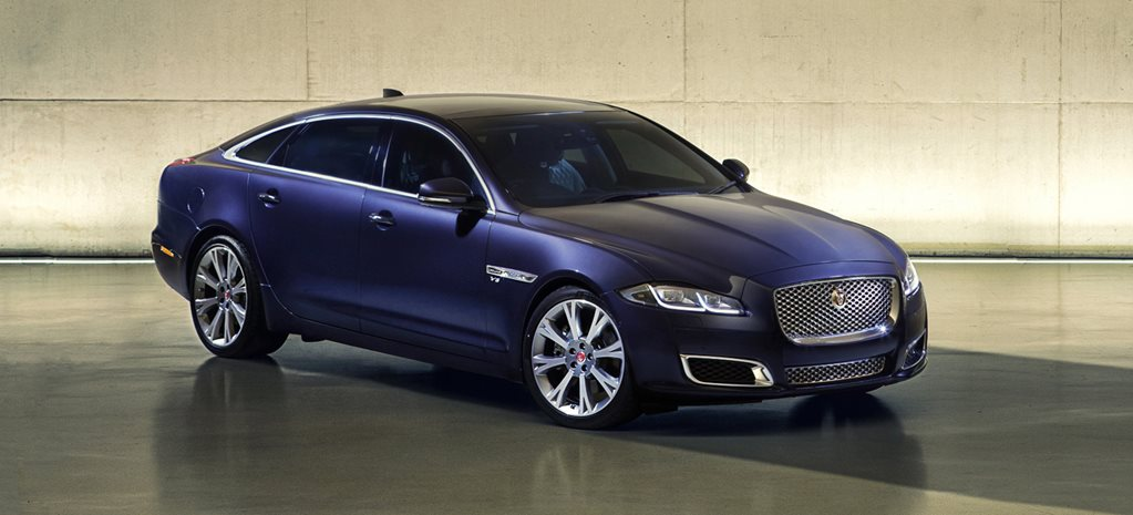 Next Jaguar XJ could have been a Range Rover rival