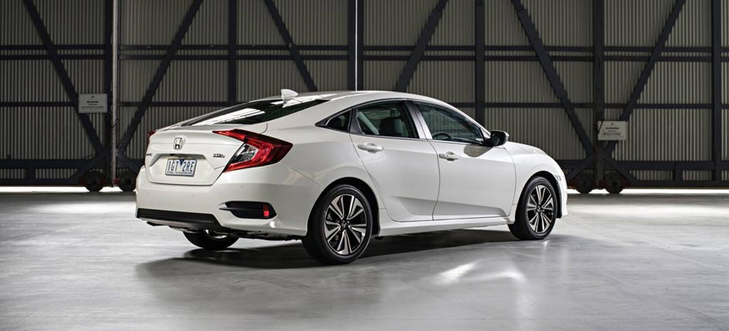 Honda Civic VTi-LX sedan review