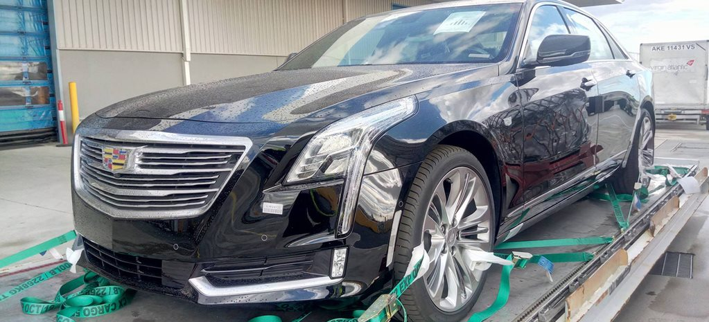 2018 Cadillac CT6 spied in Australia, but is it really a V8?