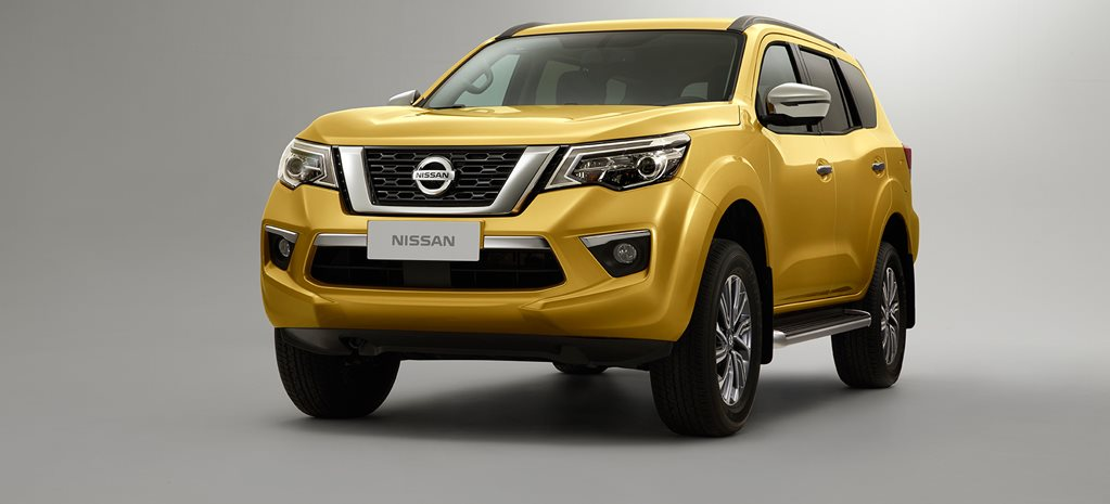 Nissan Navara-based Terra SUV could be heading to Oz