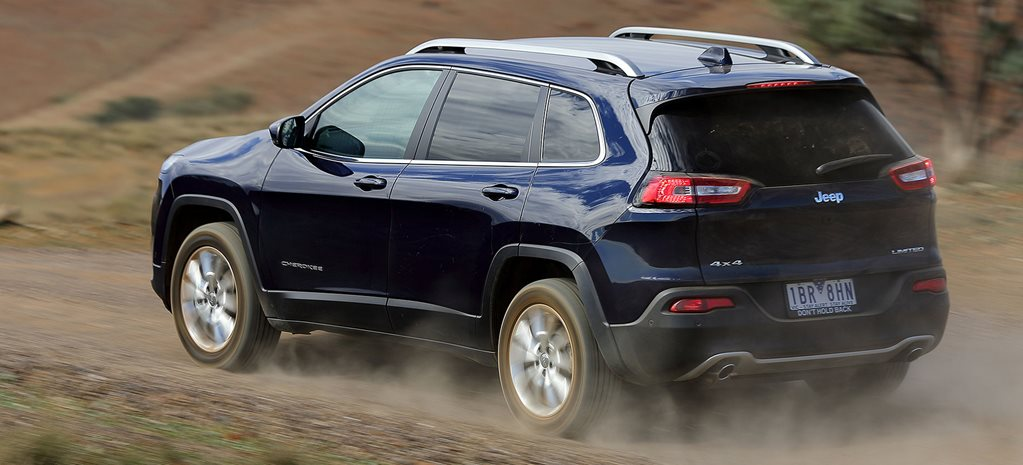 2018 jeep cherokee review. Black Bedroom Furniture Sets. Home Design Ideas