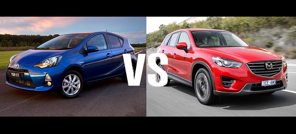 Diesel vs Hybrid engines