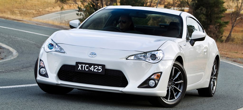 Snackable Review: Toyota 86