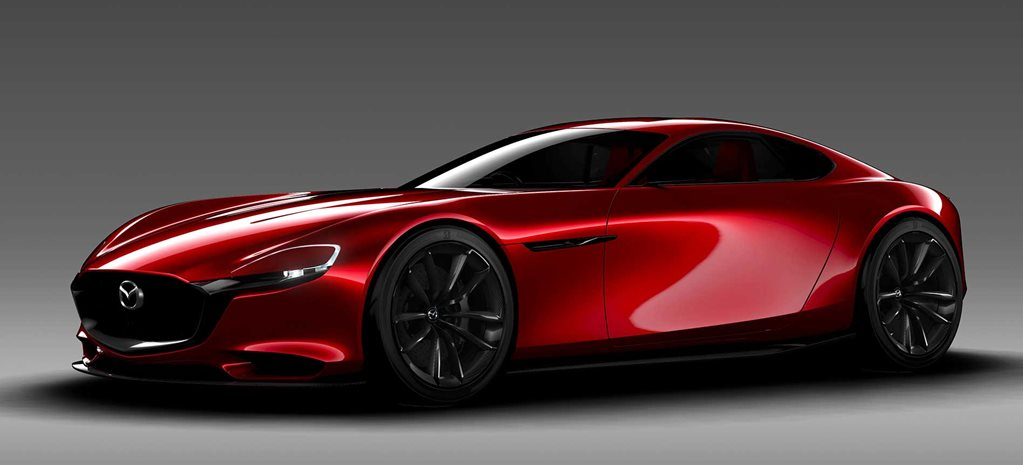 Mazda Rx Vision Wins Most Beautiful Concept Car Award