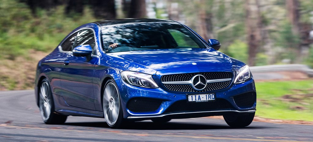 Mercedes-Benz C200 Coupe Quick Review
