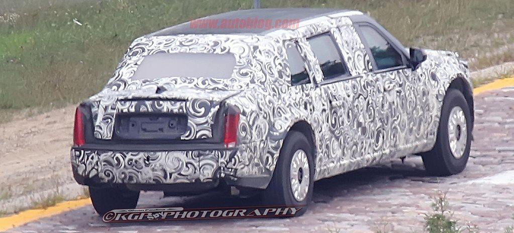 Cadillac «Beast 2.0» macht sich bereit für den nächsten US ...