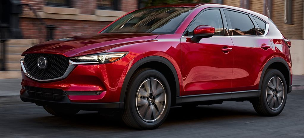 2017 Mazda CX-5 to receive safety boost