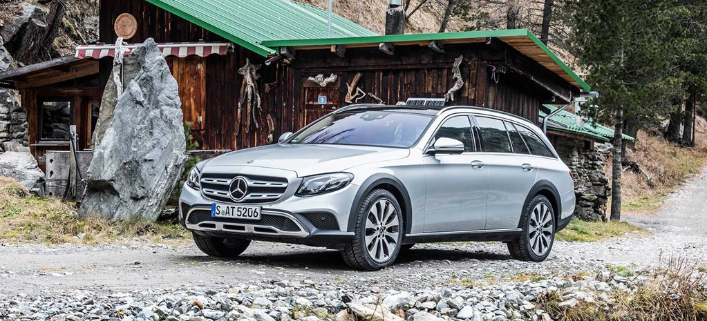 2017 Mercedes-Benz E-Class All-Terrain pricing