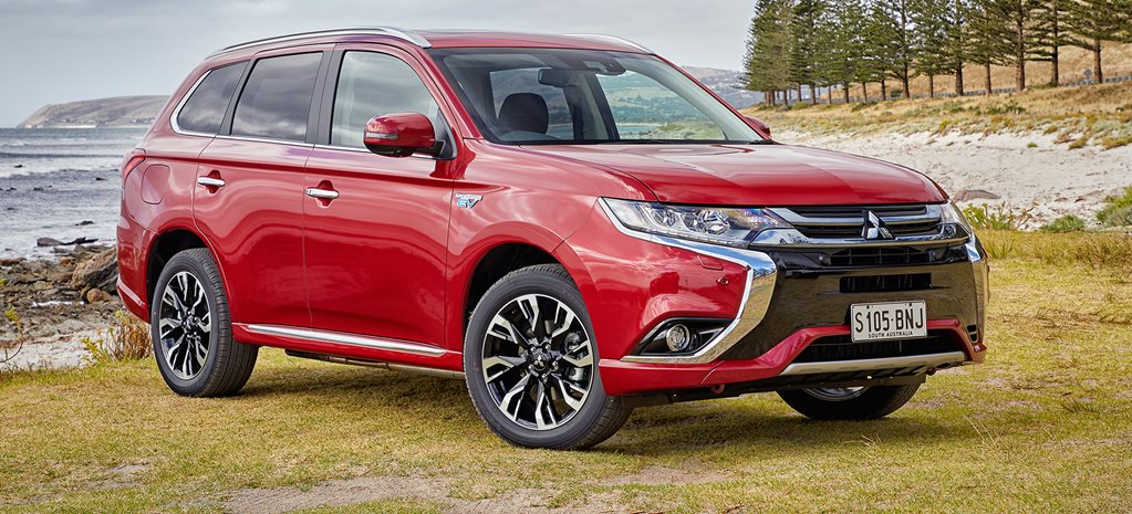 2017 Mitsubishi Outlander PHEV: 9 things you didn't know