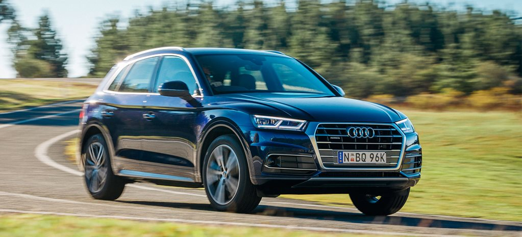 2017 Audi Q5 2.0 TDI Sport Quick Review