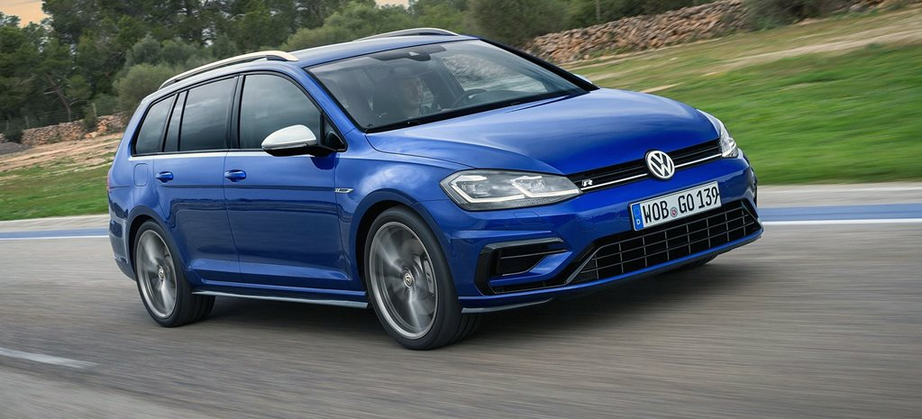 2018 Volkswagen Golf R 7.5 hatch and wagon prices revealed