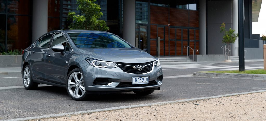 2017 Holden Astra sedan pricing and features
