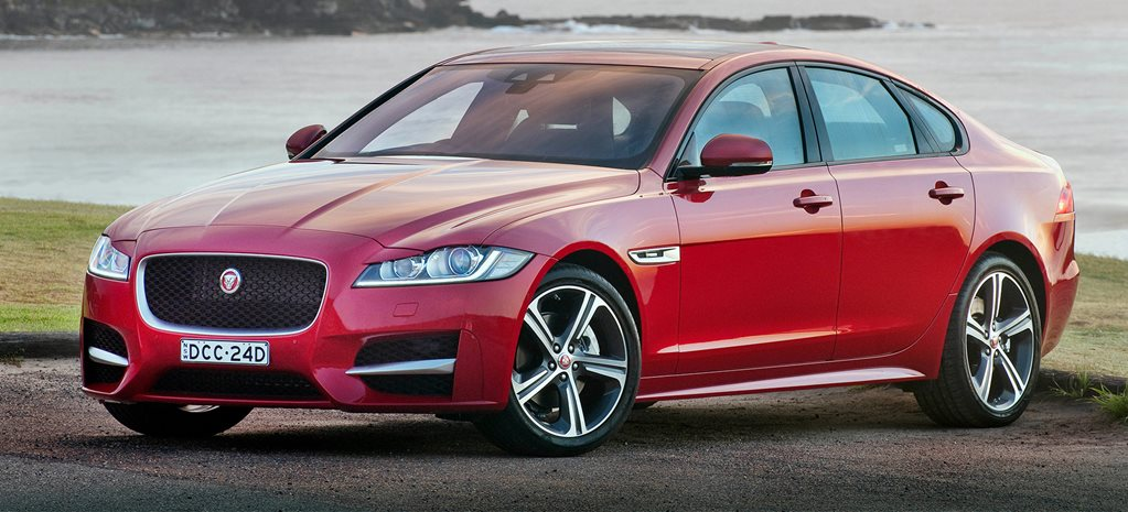 Jaguar XE, XF, and F-PACE to receive new 221kW Ingenium engine upgrade