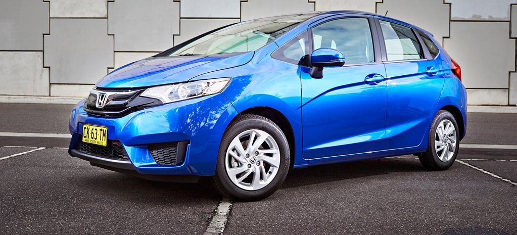 2017 Honda Jazz range and pricing