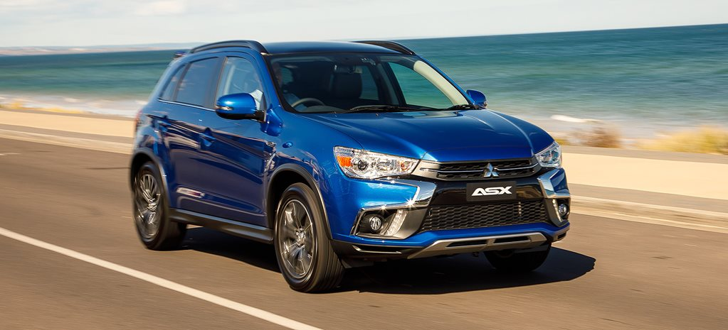 2018 Mitsubishi ASX pricing and features