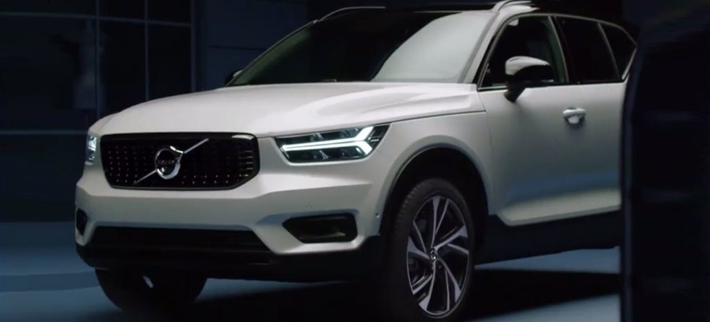 2018 Volvo XC40 leaked ahead of launch