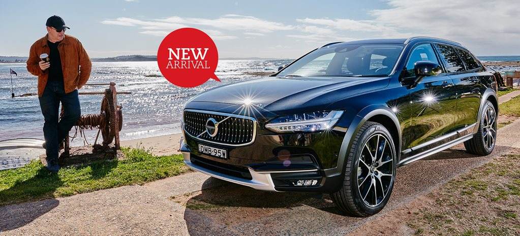 2017 Volvo V90 Cross Country long-term review, part one