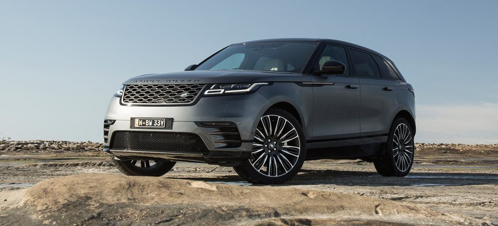 2017 Range Rover Velar quick review
