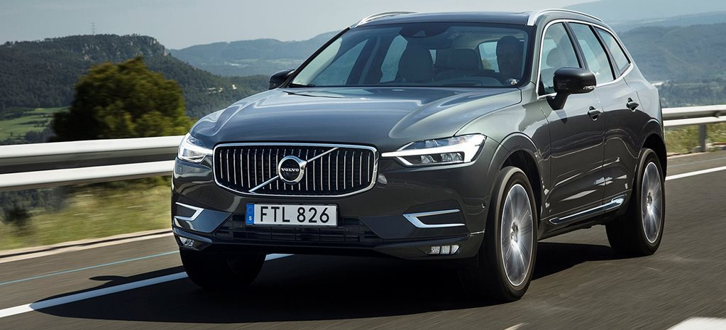 2017 Volvo XC60 quick review