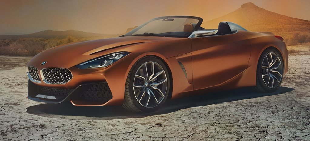 Z4 concept harks return of BMW roadster