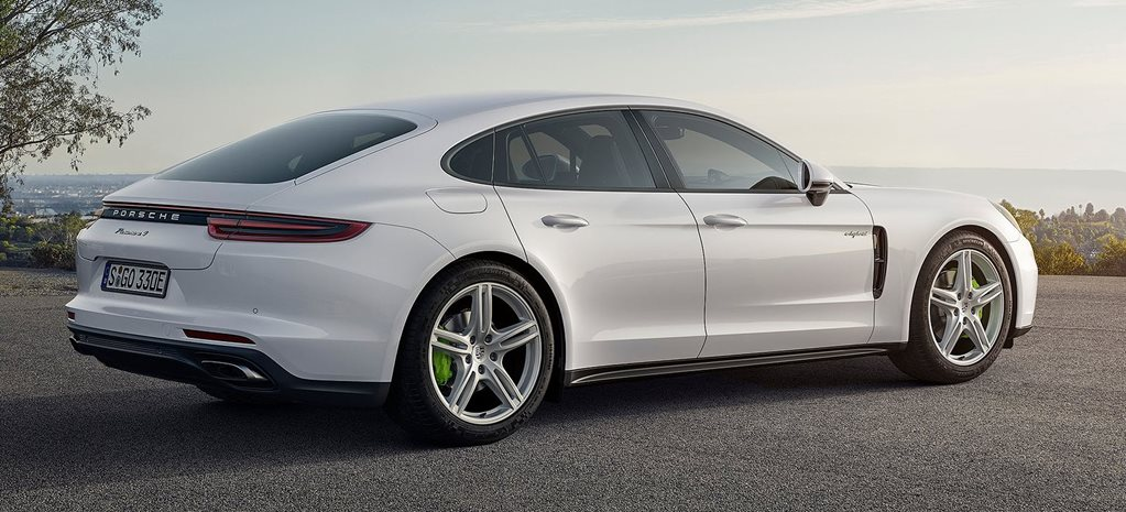 2018 Porsche Panamera 4 E-Hybrid quick review