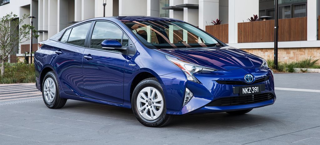 Toyota backs hybrid despite Prius sales running low on juice