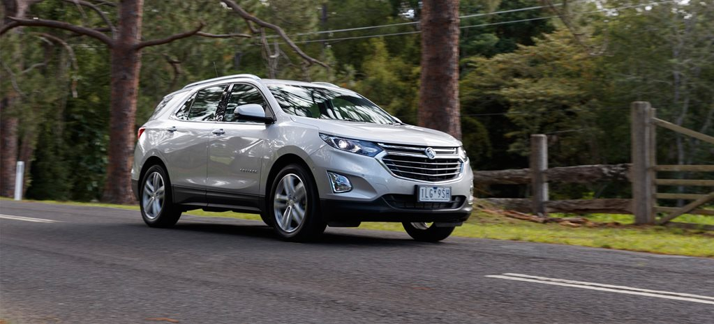 Holden Equinox LTZ FWD quick review