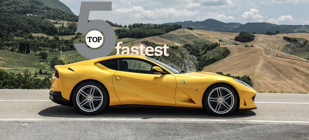 Top 5 Fastest cars for sale in Australia