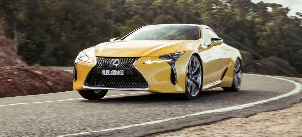 2017 Lexus LC 500 long-term review part two
