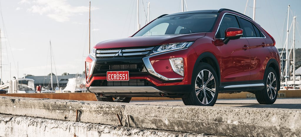 2018 Mitsubishi Eclipse Cross quick review