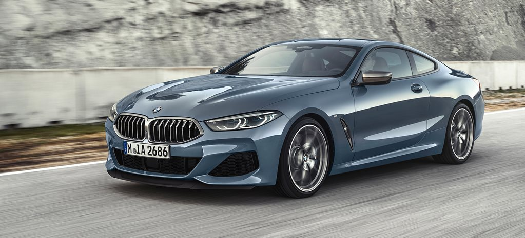 2019 BMW 8 Series unveiled at Le Mans in M850i form