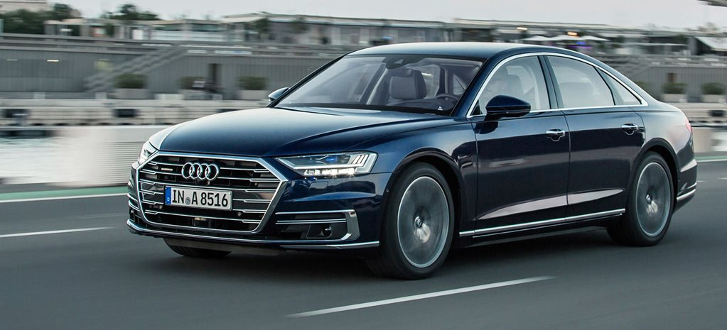 2018 Audi A8 pricing and features